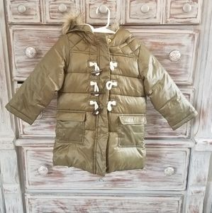 Toddler Girl Gap Jacket